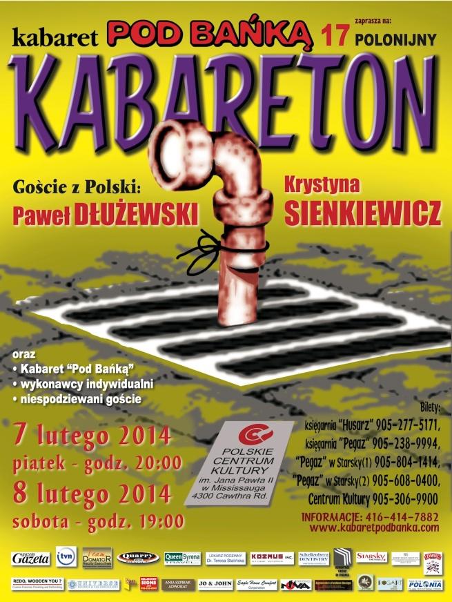 17 Kabareton Poster